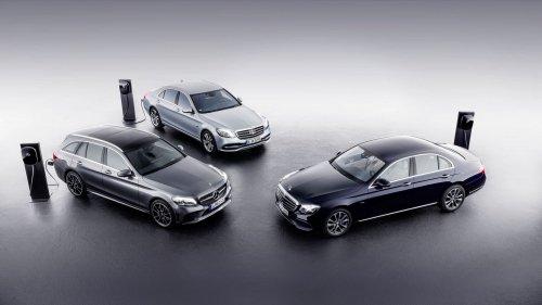 2018 Mercedes-Benz Hybrid 1