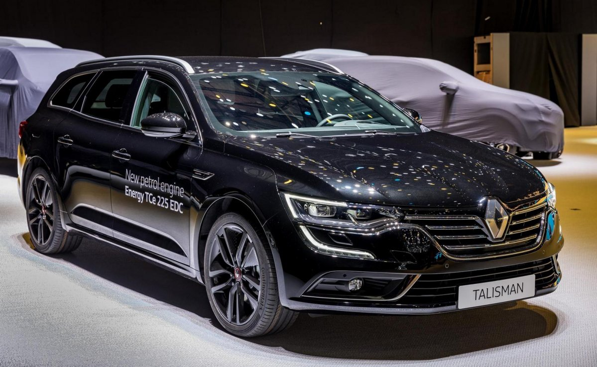 renault talisman s introduces new 1 8 tce 225 ps engine. Black Bedroom Furniture Sets. Home Design Ideas