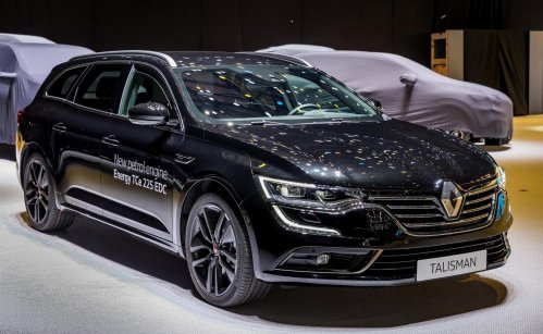 2018 Renault Talisman S 18 TCE 04