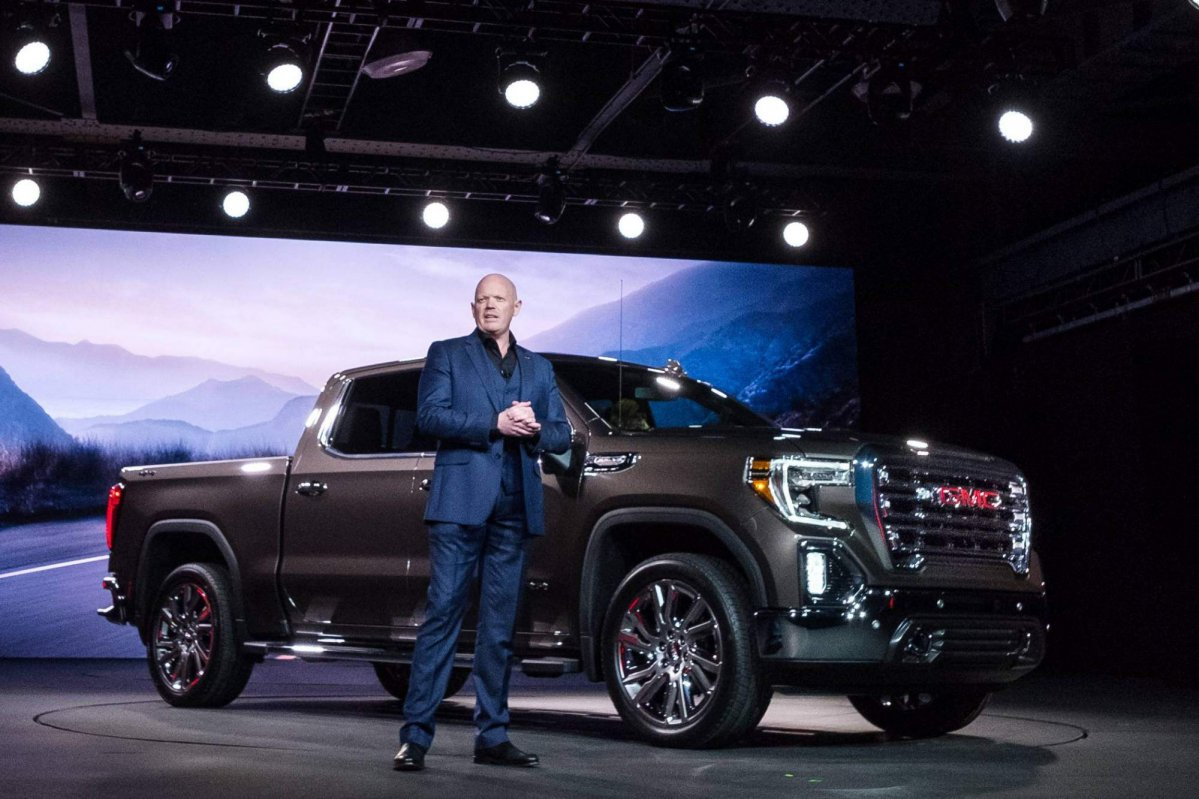 All New 2019 Gmc Sierra 1500 Officially Unveiled In Denali