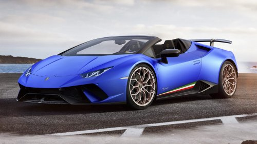Lamborghini Huracan Performante Spyder 01