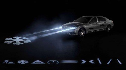 Mercedes-Benz Digital Light 18