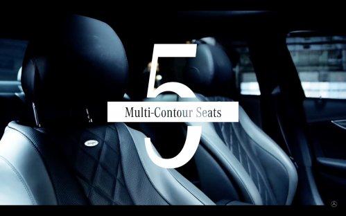 Top 5 essentials Mercedes