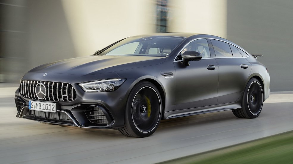 Geneva 2018: Four-door Mercedes-AMG GT debut is a lesson ...