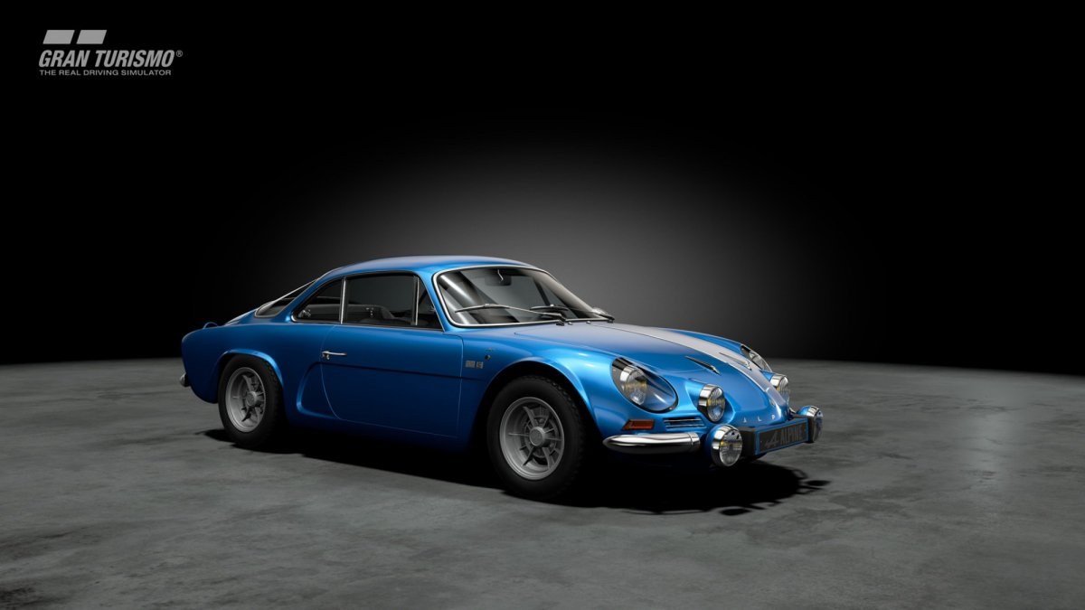 Alpine A110 Among New Mostly Classic Cars Added To Gran