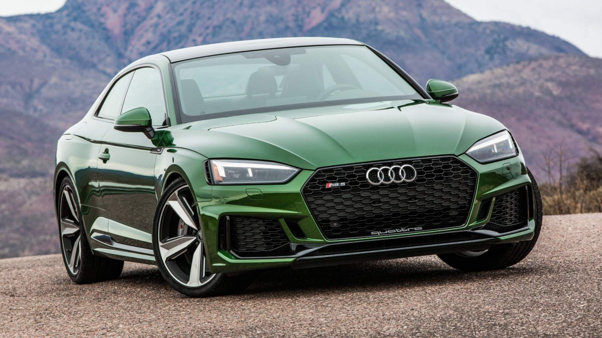 2018 Audi Rs5 Coupe Goes On Sale In The U S With 69 900