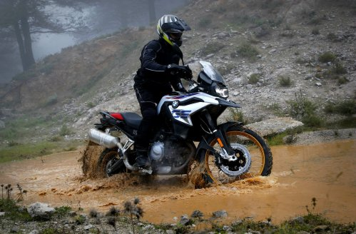 2018 BMW F850GS First Review