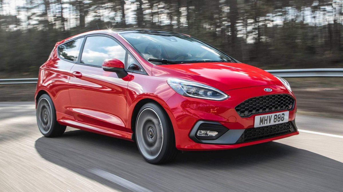 2018 ford fiesta st gets optional mechanical lsd and launch control. Black Bedroom Furniture Sets. Home Design Ideas