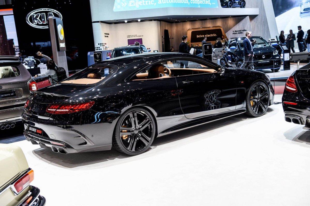Mercedes Amg E Coupe Doors
