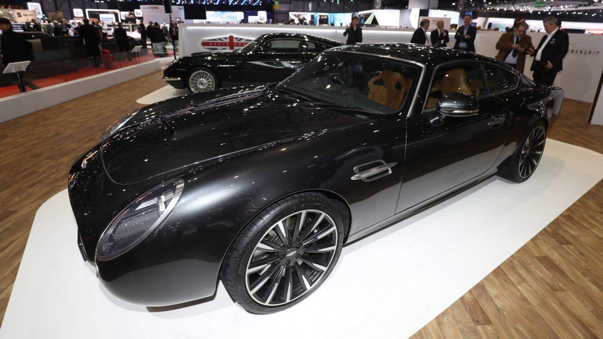david brown automotive unveils speedback silverstone edition in geneva. Black Bedroom Furniture Sets. Home Design Ideas