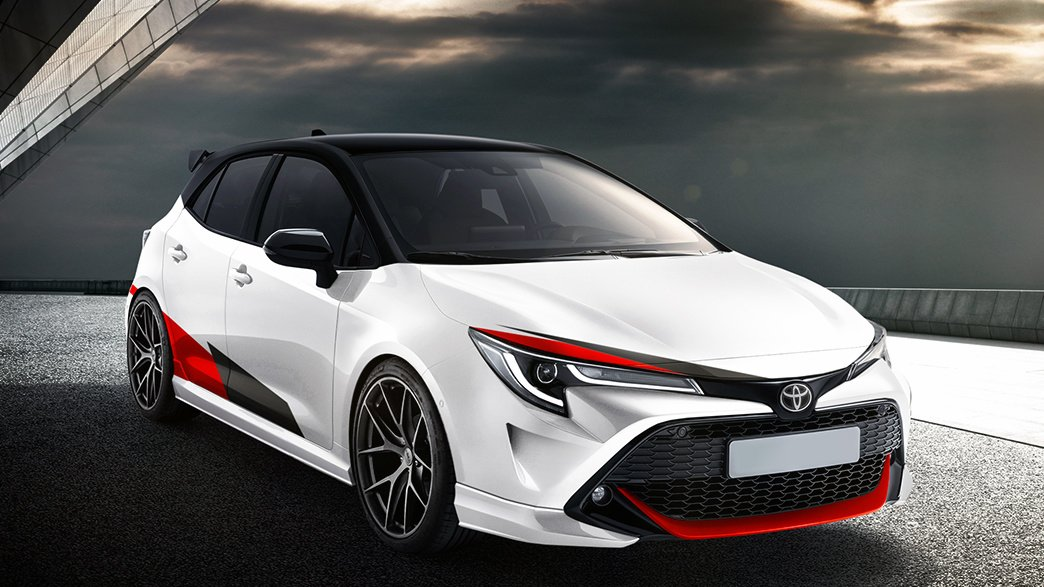 You Know You Want A Hotter Toyota Auris Grmn And So Do We