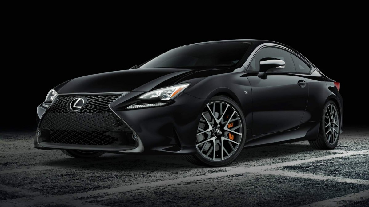lexus edition f auto anniversary news celebrates with tenth rc special car models