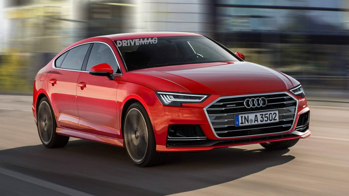 All New Audi A3 To Arrive In 2019 Gain Five Door Liftback Version That May Look Like This on audi rs3 sportback 2016