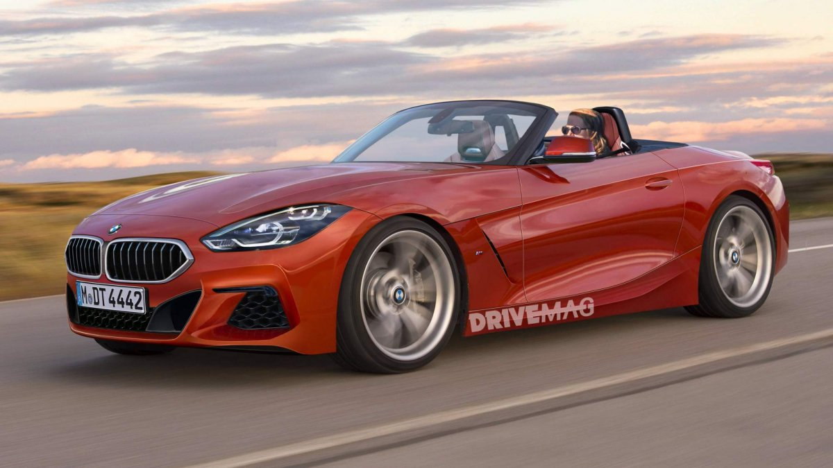 All New 2019 Bmw Z4 May Be Revealed This Summer Ahead Of