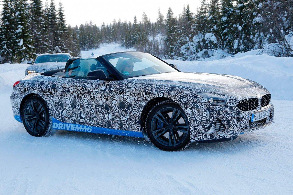 ... 2019 BMW Z4 Roadster And 2019 Toyota Supra  ...