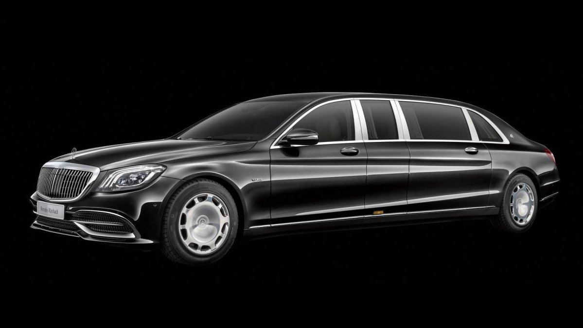 Toyota Of Pullman >> 2019 Mercedes-Maybach S650 Pullman breaks cover with new grille and interior features