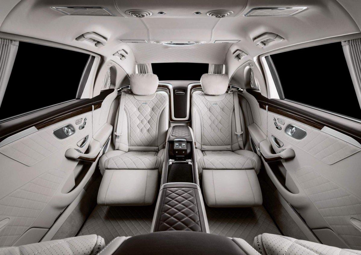 2019 Mercedes-Maybach ...