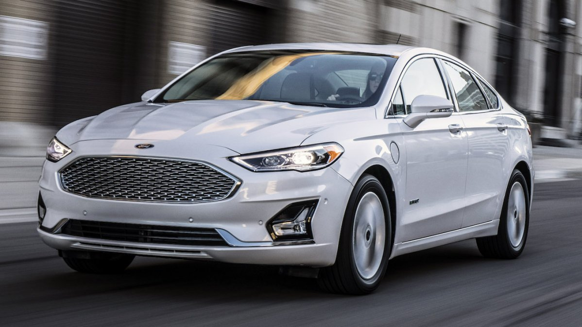 Tech in-Fusion: 2019 Ford Fusion debuts with new driver ...
