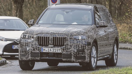 Bmw X7 Related Car Articles