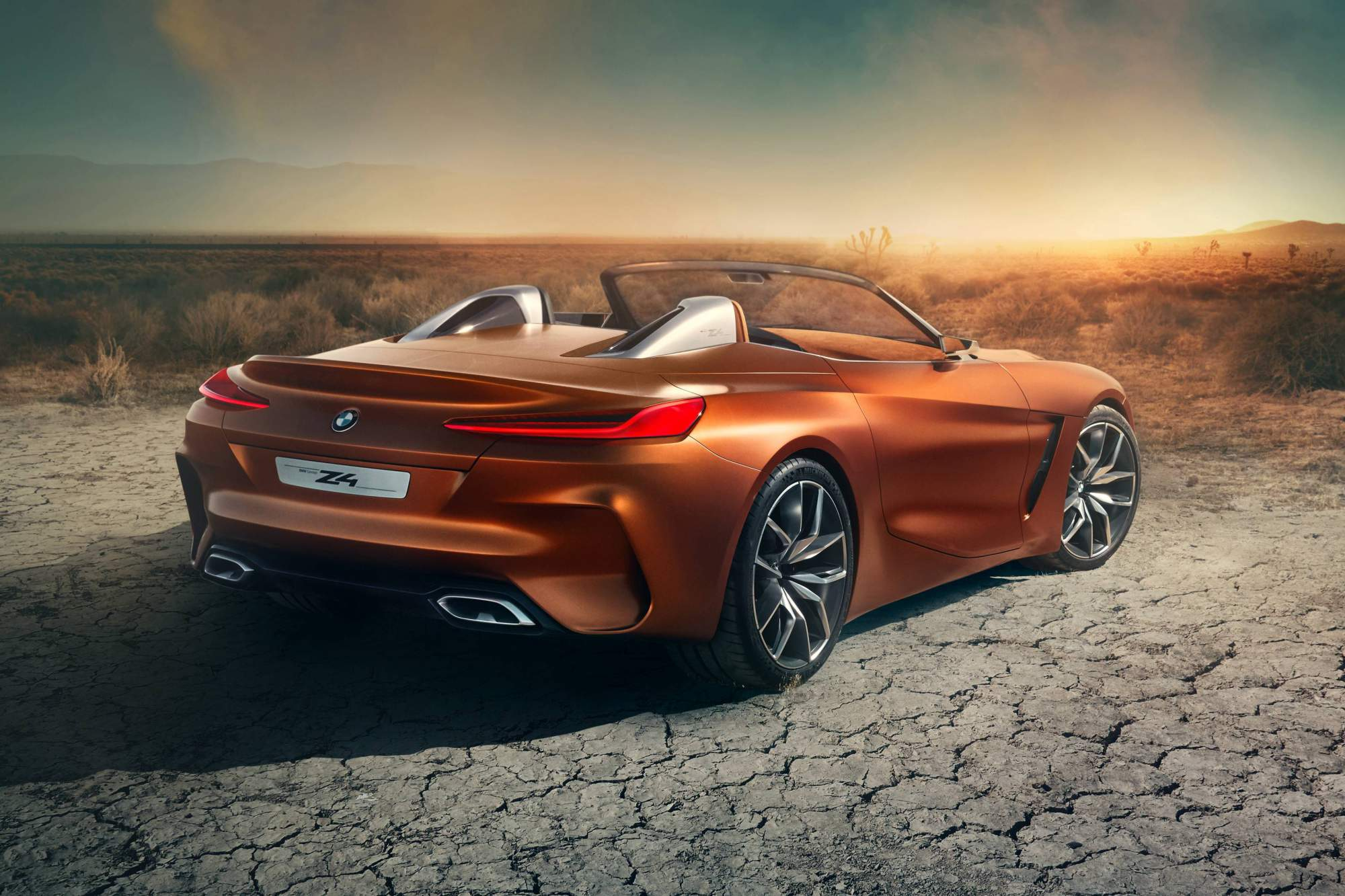 Elegant All New 2019 BMW Z4 May Be Revealed This Summer Ahead Of Paris Motor Show  Public Debut