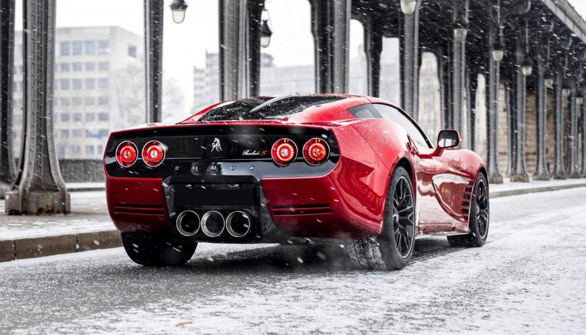 Equus Bass 770 >> Equus Automotive unveils Corvette C7-based Throwback supercar with 1,000 hp