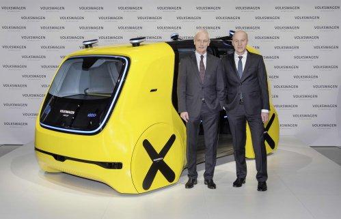 VW electrification