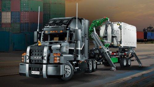 lego mack truck