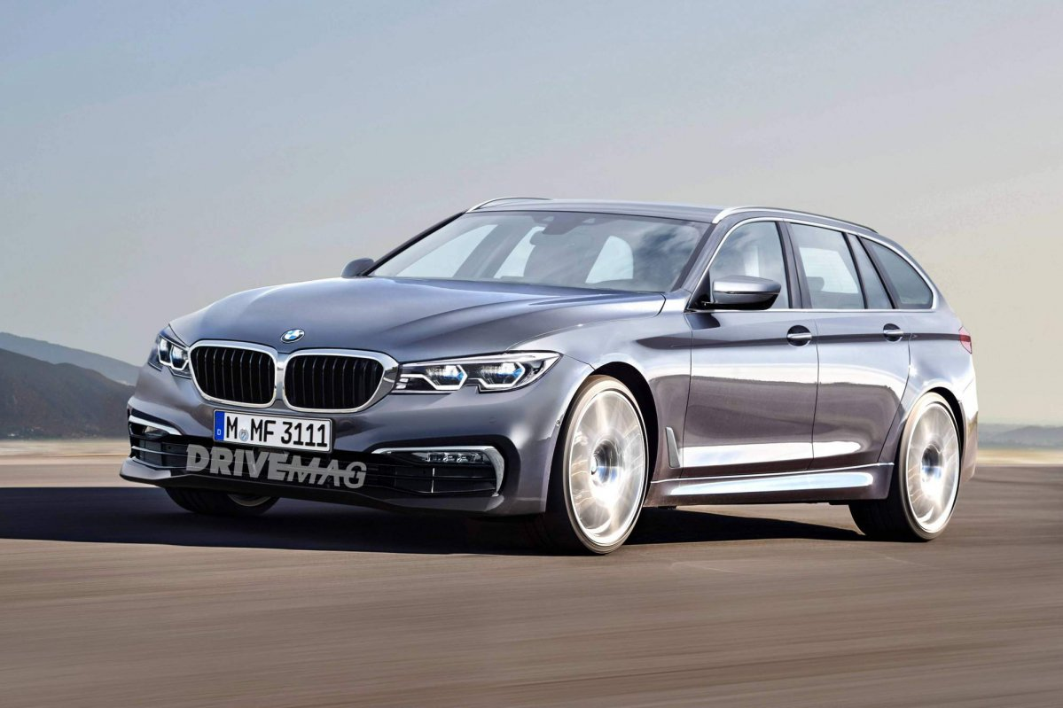Bmw Serie 3 G20 >> New renderings reveal more dynamic design for BMW's all ...