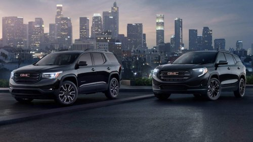 2019-GMC-Acadia-Terrain-Black-Editions-0