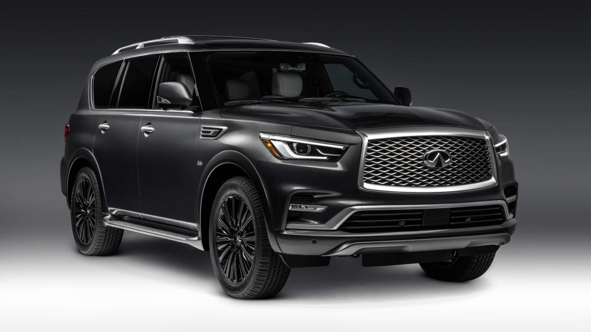 Honda Element 2019 >> 2019 Infiniti QX60 Limited and 2019 Infiniti QX80 Limited previewed ahead of NYIAS debut