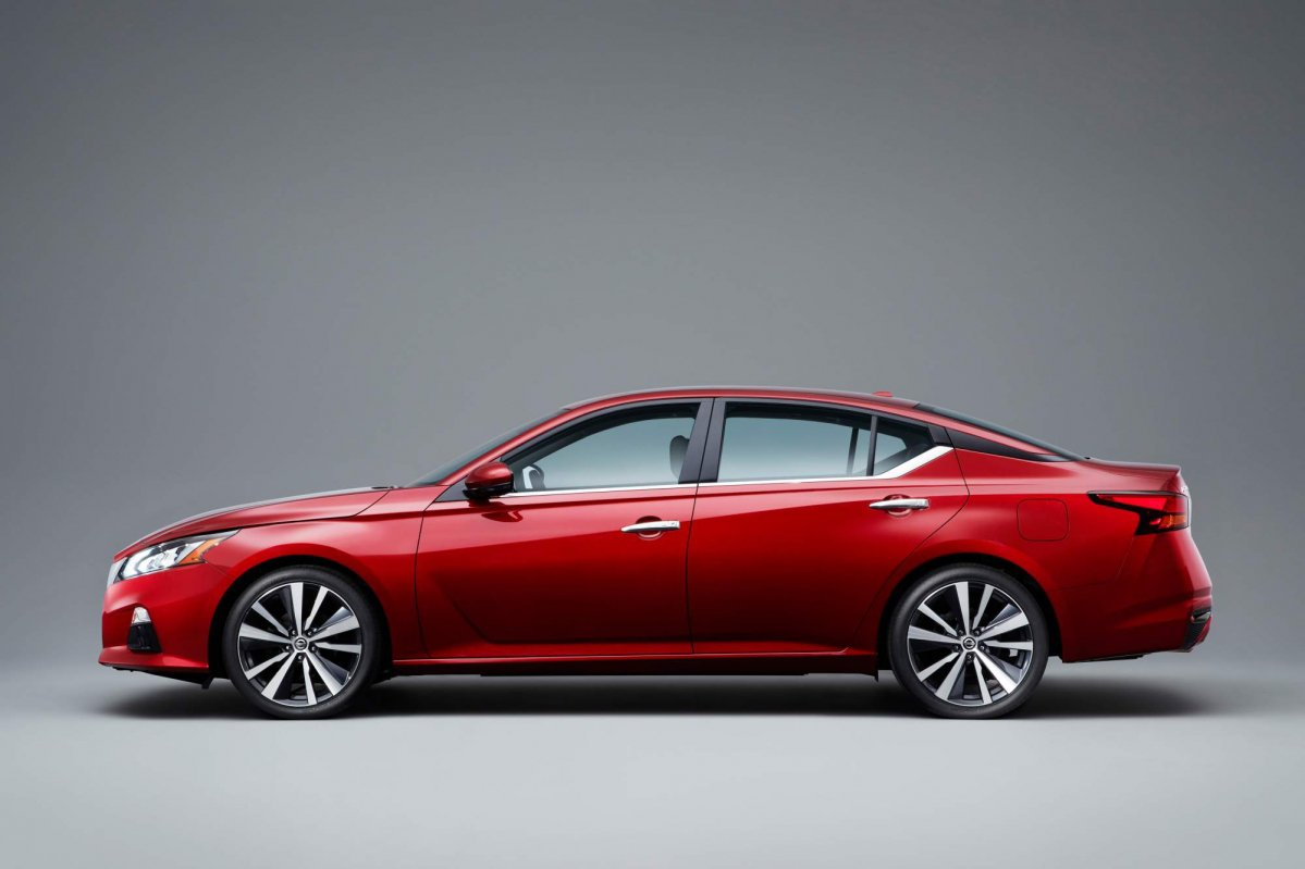 All-new 2019 Nissan Altima debuts at NYIAS