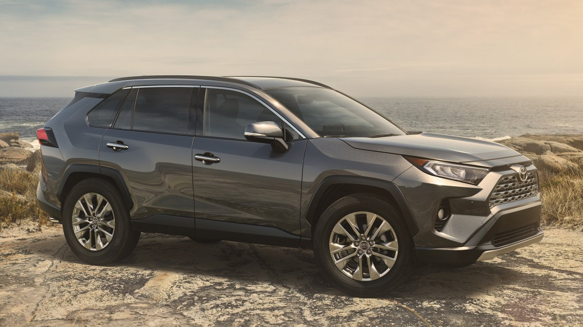 2019 Toyota Rav4 This Is It