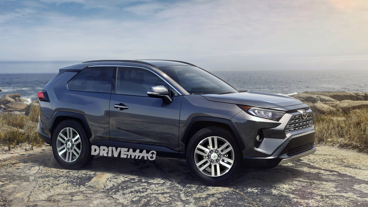 ... for a three-door RAV4? I know Iu0027d consider it on nostalgia alone especially if it came with retro styling packages to harken back to the original. & How would the 2018 Toyota RAV4 look as a three-door?