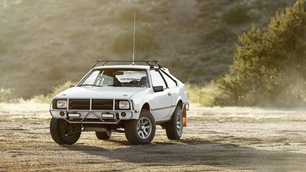 Home Built Off Road 1984 Toyota Celica Gt Shows Rally