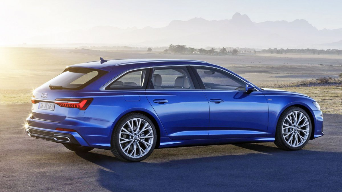 2019 New Audi A6 Avant Looks Sensual Has All The Space