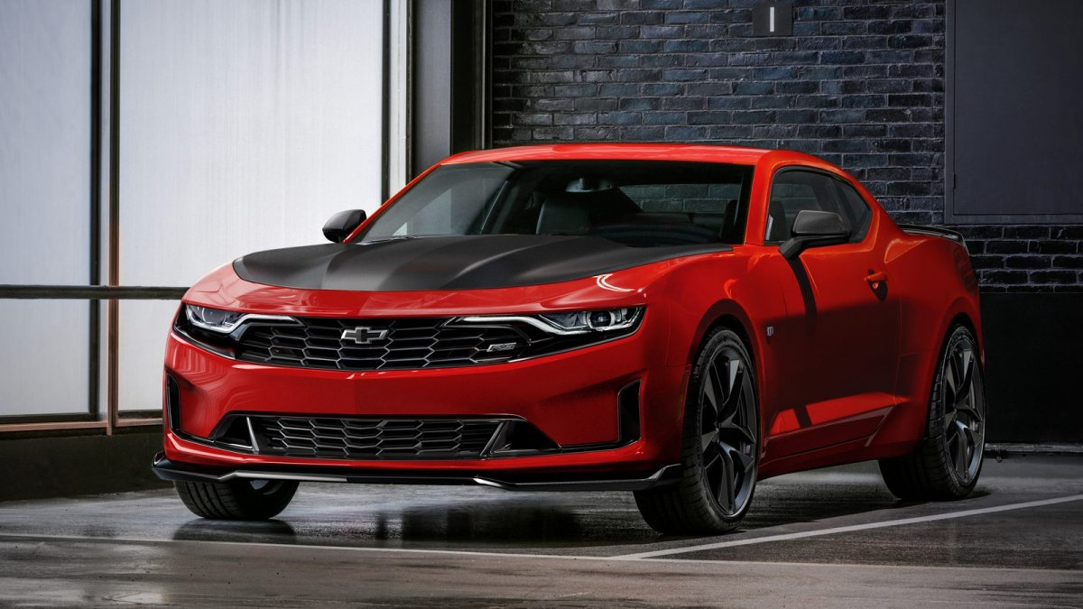 2019 Camaro Receives Facelift First Ever Turbo 1le Version