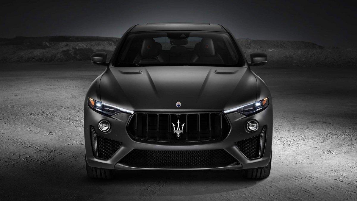 Toyota Large Suv >> 2019 Maserati Levante Trofeo performance SUV debuts V8 ...
