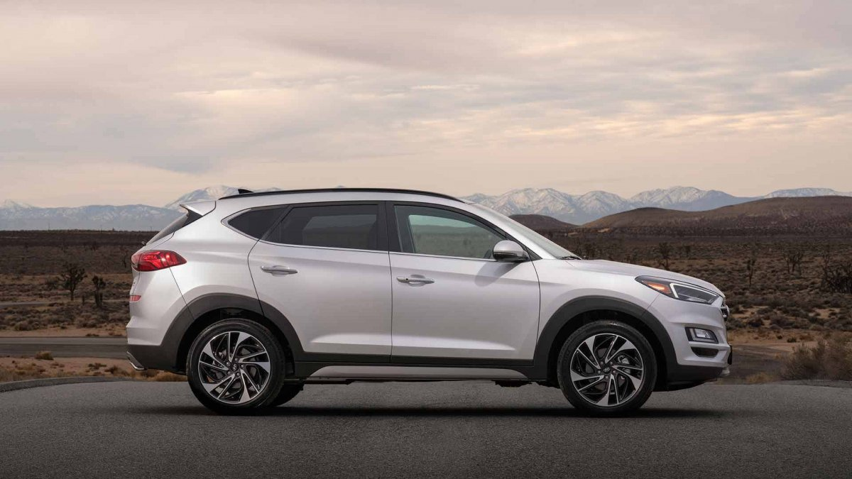 2019 Hyundai Tucson Smarter Sleeker More Powerful