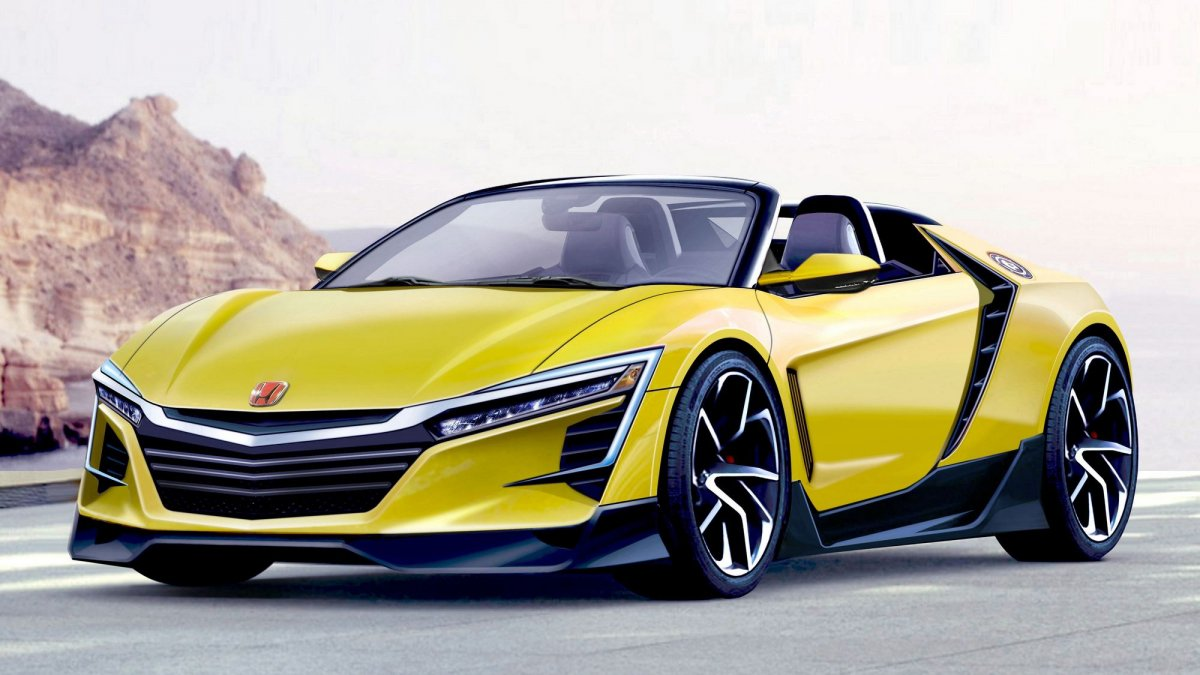 Honda, why won't you build this superb S2000?
