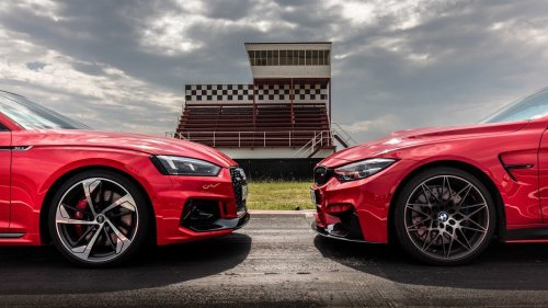 audi rs5 vs bmw m4