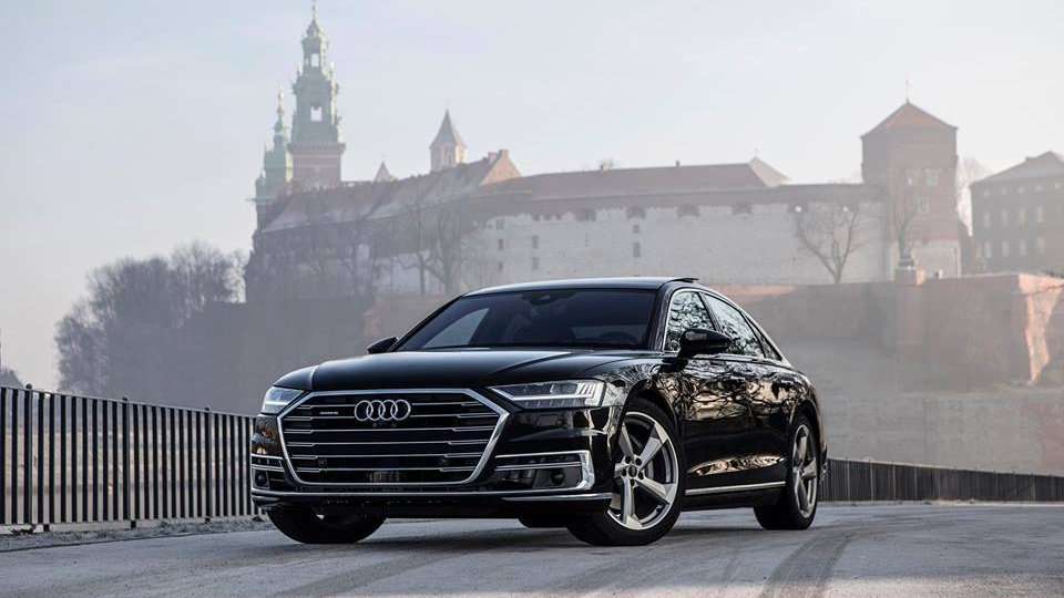 Marvel At The New Audi A From All The Right Angles - 2018 audi a8