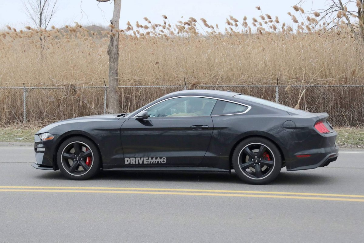 Check Out The First Photos Of 2019 Ford Mustang