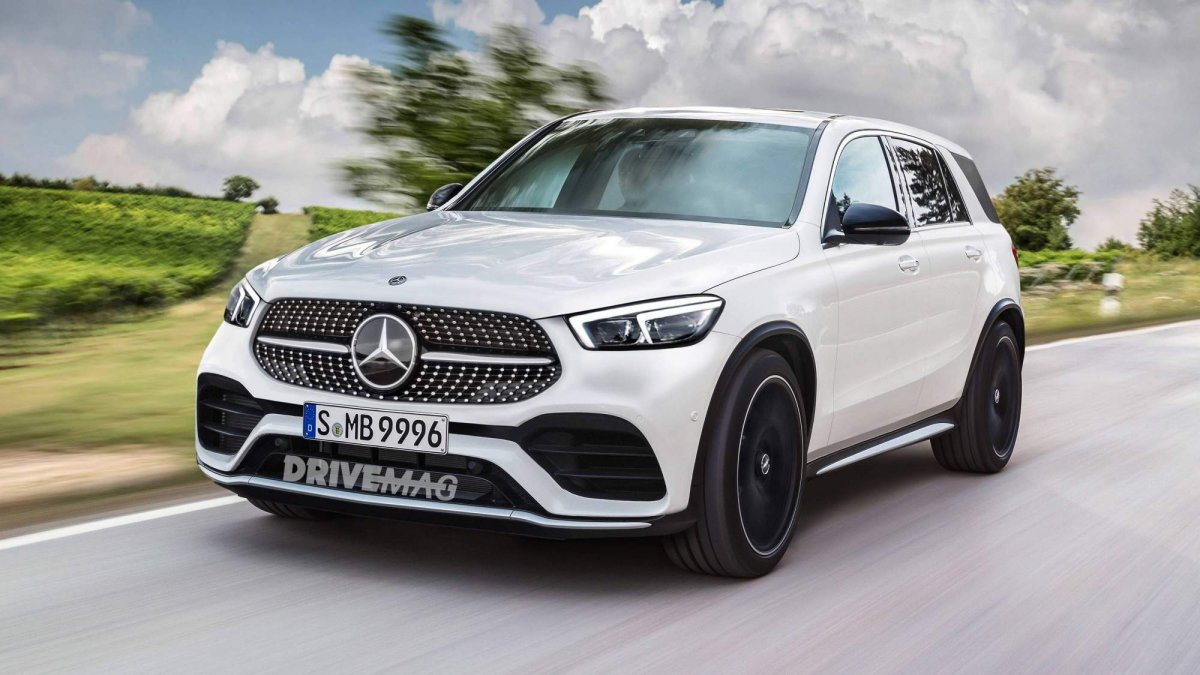 Next Generation 2019 Mercedes Benz Gle Rendered In Amg