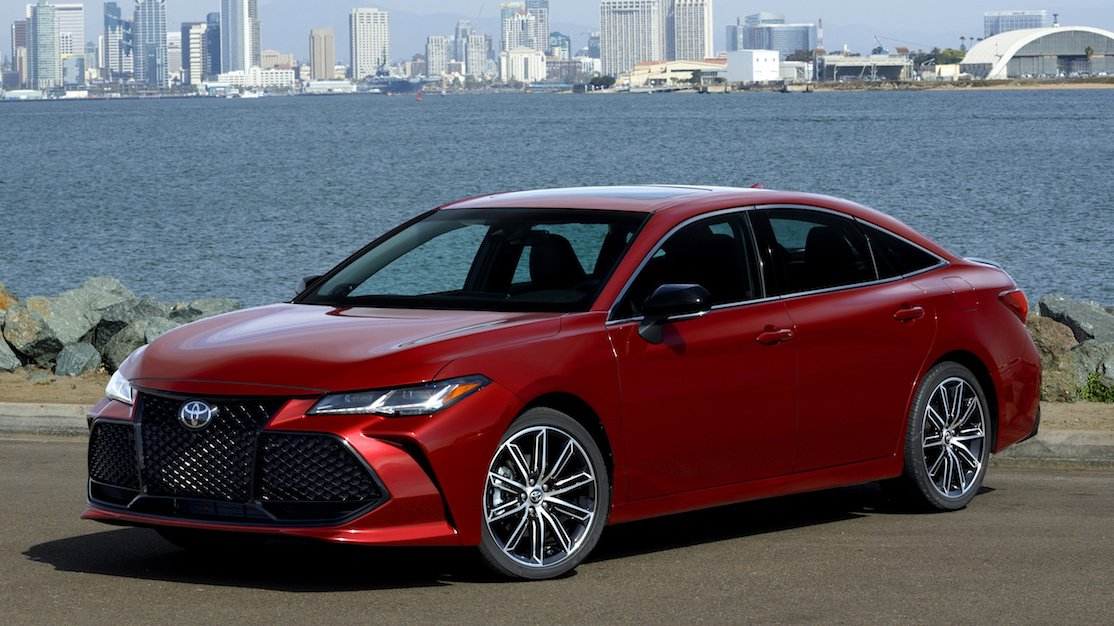 Prices Are In For The 2019 Toyota Avalon Sedan