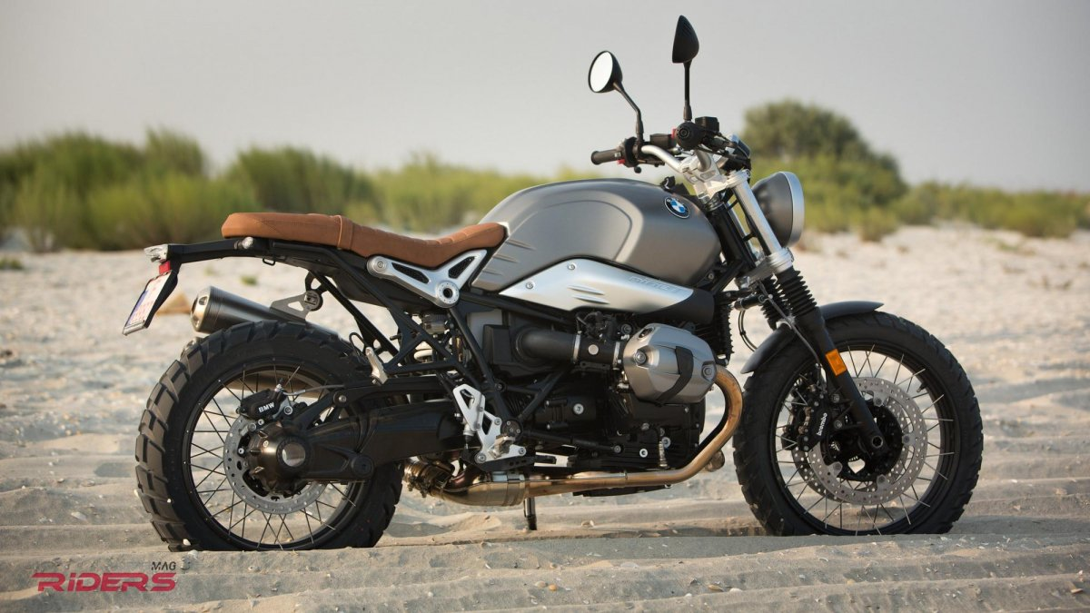 BMW R Nine T Cr