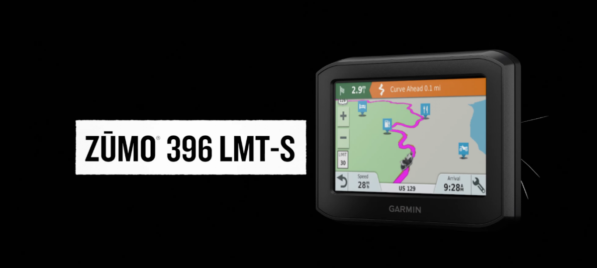 new garmin z mo 396 lmt s motorcycle gps surfaces. Black Bedroom Furniture Sets. Home Design Ideas