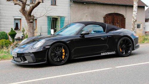 Porsche-911-Speedster-spied-0