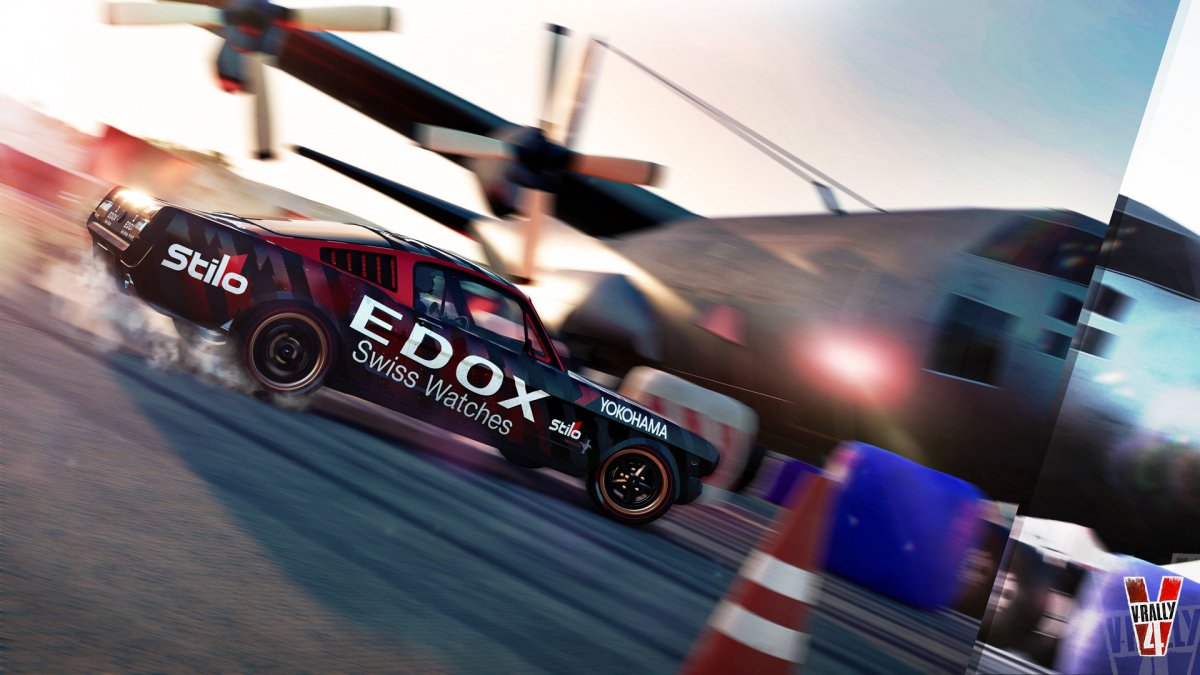 All the racing games launching in 2018