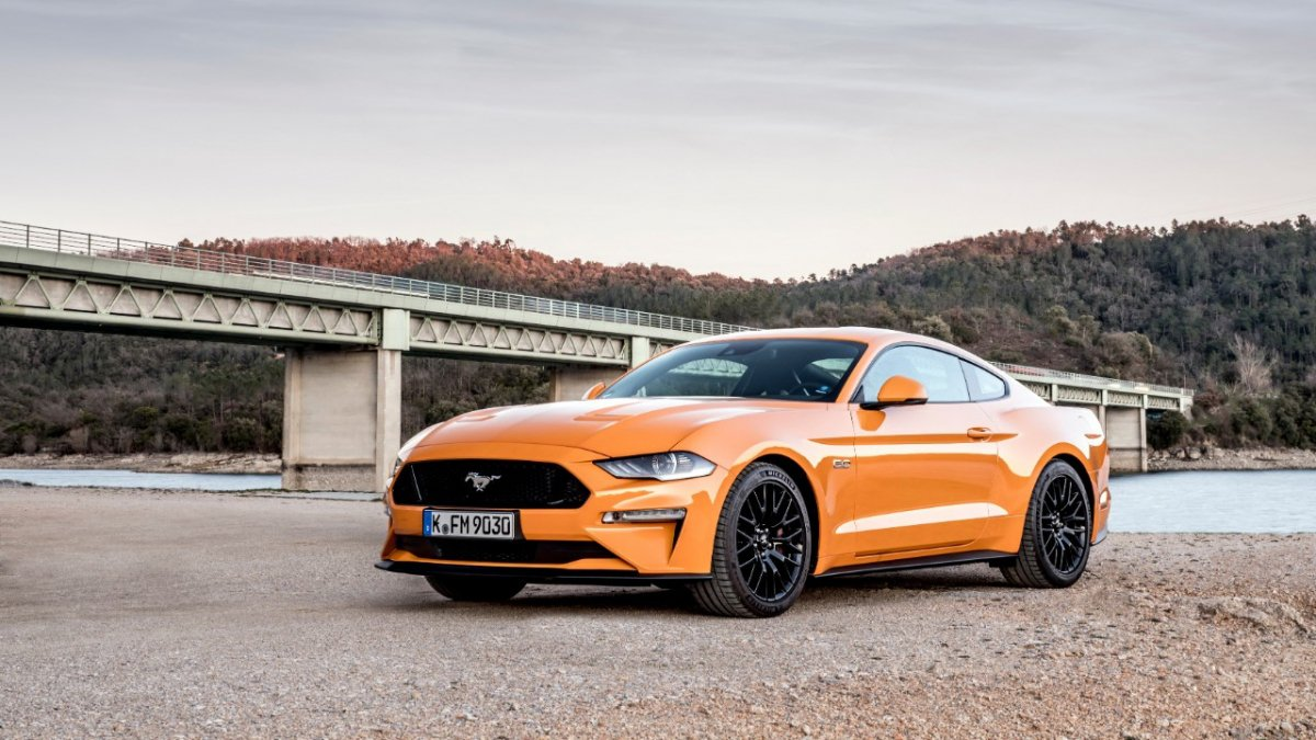 next ford mustang could be an electric all wheel drive muscle car. Black Bedroom Furniture Sets. Home Design Ideas