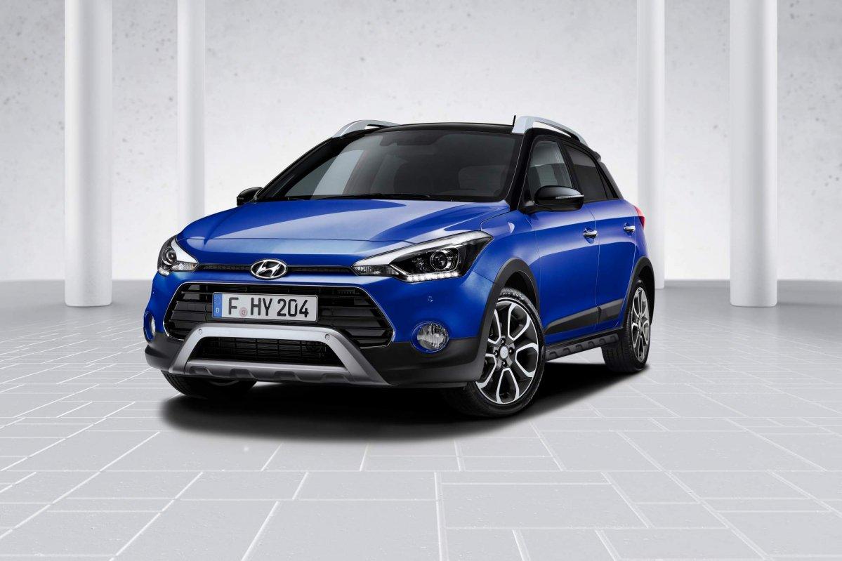 ... 2018 Hyundai I20 Active 2 ...